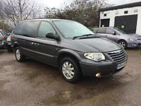 2005 Chrysler Grand Voyager 2.8CRD AUTO Limited Full Service History 3 Keys