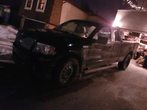 Ford f150fx2