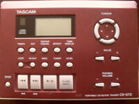 Tascam guitar trainer