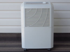 Maytag, the dependable Dehumidifier, 30 pints per day.