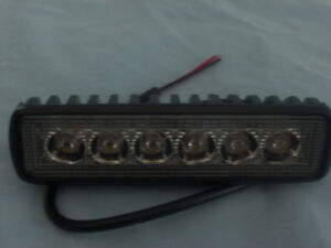 18 watt LED light bar