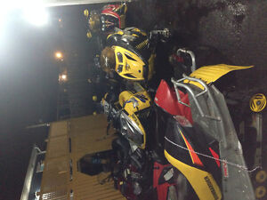 Parting out 2005 mxz 600 ho ski-doo with e start --709-597-5150 St. John's Newfoundland image 4