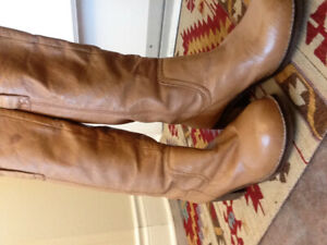 Frye style ladies boots