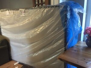 Still wrapped new Queen boxspring  Kitchener / Waterloo Kitchener Area image 1