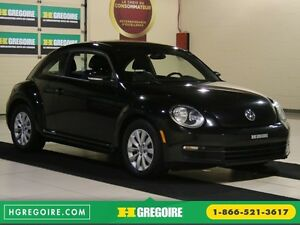 2012 Volkswagen BEETLE COMFORTLINE A/C. MAGS