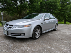 2008 Acura TL Navigation Package