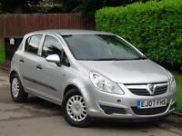 Vauxhall/Opel Corsa 2007 1.3CDTi 16v Life***ONLY 1 OWNER + LONG MOT***