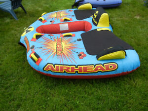 Airhead 3 person water tube