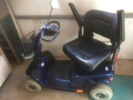 Very little used mobility scooter
