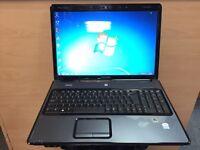 Compaq 17.3 HD Screen Laptop (Kodi) 3GB Ram, 160GB, DualCore, Office, Win 7, Good Condition