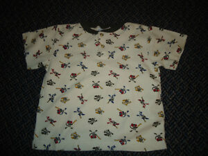 Boys Size 5 Short Sleeve Shirt by Wardrobe Essentials
