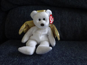 BEANIE BABY & Angel bear Campbell River Comox Valley Area image 2