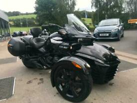 2018 Can-Am SPYDER F3 1330 ACE semi automatic in black
