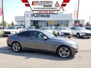2015 BMW 4 Series 428i xDrive  Premium-Nav-Leather-Turbo Blow Ou