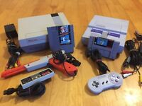 NES and SNES systems