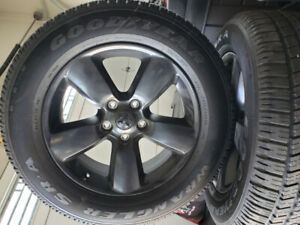 2019 dodge ram rims and tires for sale
