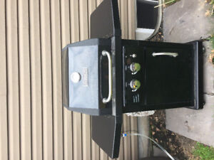 Propane bbq grill compact master forge dyna-glo high quality