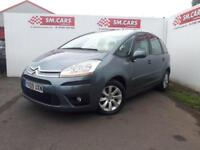 2009 09 CITROEN C4 PCIASSO 1.6HDi EGS VTR+ AUTOMATIC.FINANCE AVAILABLE.FULL MOT.