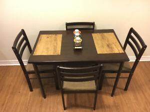 Dining Set - Great for Apartments