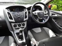 2013 Ford FOCUS 1.0 ZETEC 125 Manual Hatchback