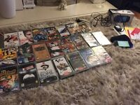 Psp boxed and 25 games and films great Xmas gift