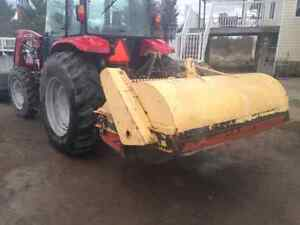 3 point hitch pick up sweeper