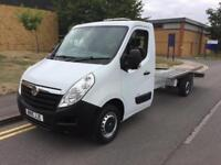 2015 Vauxhall Movano 2.3 CDTI L3H1 F3500 Beavertail Recovery Manual Vehicle Tran