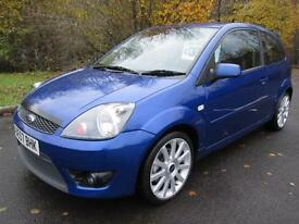 07/57 FORD FIESTA 2.0 ST 3DR HATCH IN PERFORMANCE BLUE WITH ONLY 55,000 MILES