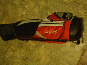 Left Handed John Daly Golf Clubs
