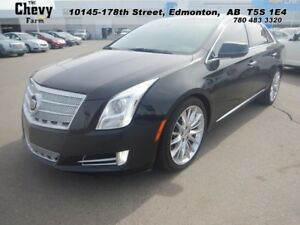 2013 Cadillac XTS PLATINUM EDITION   One Owner! Camera - Heated