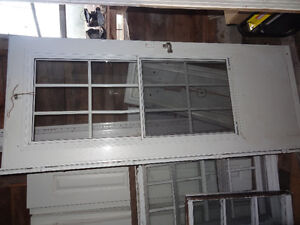 "storm door 32"" - SOLD PENDING PICKUP"