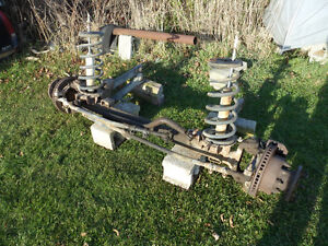2002 Dodge Diesel  Complete 5200 lbs Front Axle Assembly