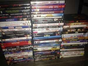 Huge DVD collection
