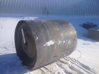 Used Conveyor Belting REDUCED PRICE 42 '' wide 3/8 ''thick !!