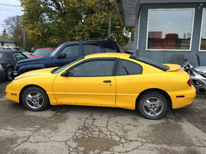2003 Pontiac Sunfire ~ PRIVATE SALE AND SAFETIED!