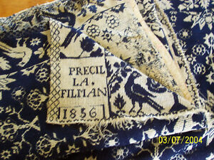 COVERLET - 160 years old Belleville Belleville Area image 3