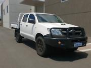 2006 Toyota Hilux SR 4x4 Diesel $71 Per Week No Deposit Finance Osborne Park Stirling Area Preview
