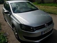 2010 Volkswagen Polo S 60 1.2 5 Door Hatchback**** LOW MILEAGE****