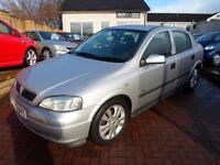 2002 Vauxhall Astra 1.8 i 16v SXi 5dr