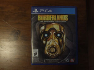 Borderlands The Handsome Collection- Used