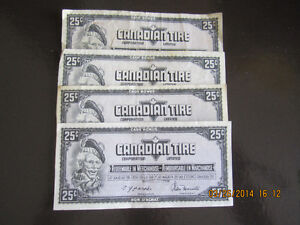 Canadian Tire money will soon be gone in favour of technology...