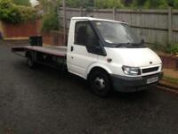 2004 Ford Transit 2.4Turbo DCi lwb350 Recovery truck ready for work 3.5 ton