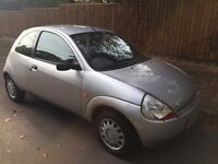 FORd Ka 1.3 cheap car p/x to clear low mileage