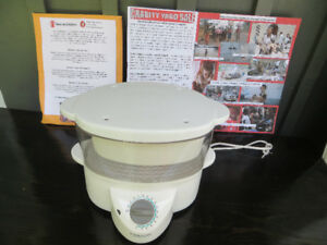 Used Rice Cooker/Steamer for Charity Sale