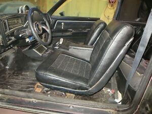 COMPLETE INTERIOR BLACK FOR YOUR G BODY