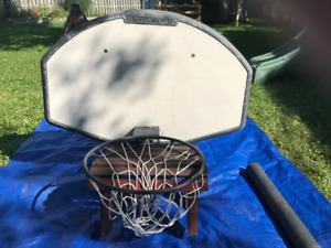Basketball Net with 9 feet metal pole