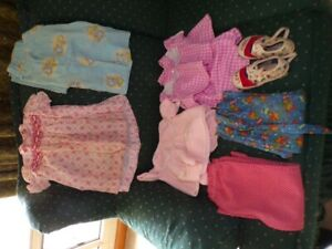 Babie's and Little Girl's Clothing