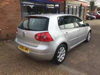 2006 Volkswagen Golf 2.0 GT TDI 140 - 10 SERVICES STAMPS - NEW CAMBELT