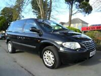 CHRYSLER VOYAGER 2.5 CRD 7 SEATER COMPLETE WITH M.O.T HPI CLEAR INC WARRANTY