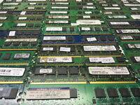 10$ 2GB RAM MEMOIRE POUR PC TESTED DDR1 DDR2 DDR3 1G 2G 4G